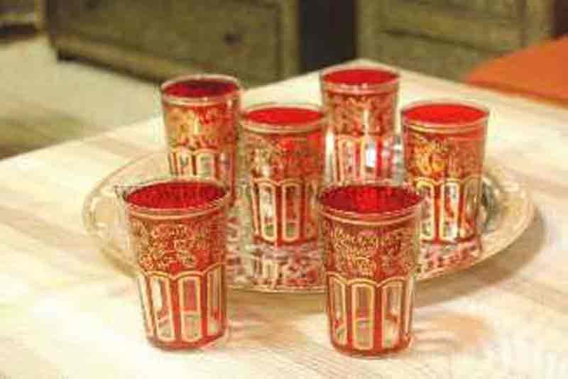 arabian props, Moroccan tea glasses, chill out furniture hire, oxfordshire, gloucestershire