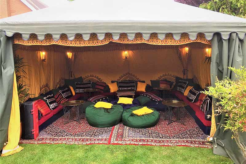 Arabian tent hire, bedouin tents, boutique marquees, london marquee hire, oxfordshire, gloucestershire, oxfordshire, warwickshire, alternative marquees, marquee hire, arabian marquees, london, gloucestershire, oxfordshire