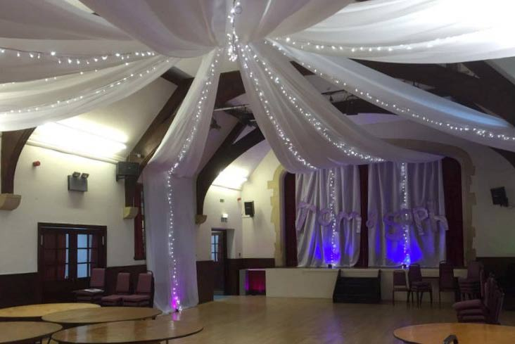 event lighting, fairy lights, marquee hire, garden party tents, outdoor